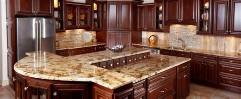 what are the different types of countertops the rta store