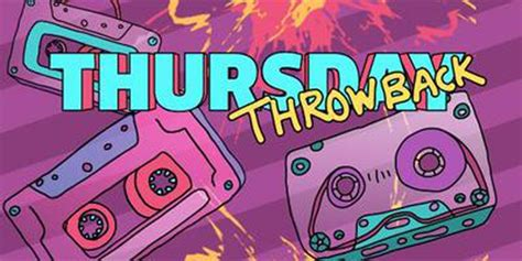 throwback thursday s free s throwback thursday revisiting 2000s with 20 hits daily trojan
