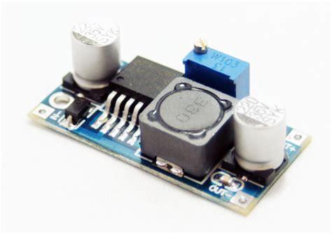 alimentatore per arduino n 2 alimentatori 2 7 37v step lm2596 circuiti