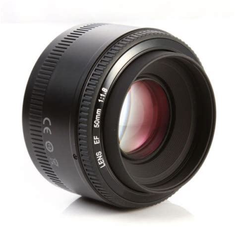 Yongnuo 50mm F 1 8 Lens For Canon yongnuo 50mm f1 8 lens for canon ef mount