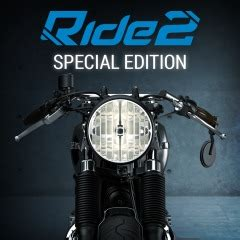 ride 2 special edition sur ps4 | playstation™store