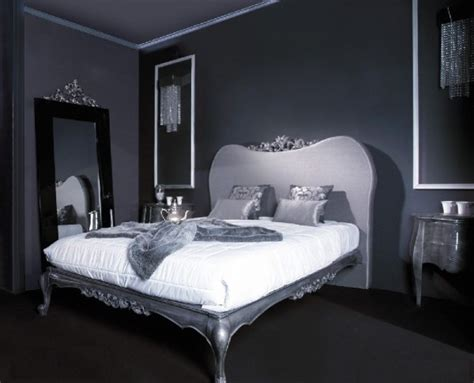 bedroom silver 14 silver bedroom designs for royal look in the home