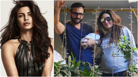 priyanka chopra baby pictures kareena kapoor khan reacts to priyanka chopra s comments
