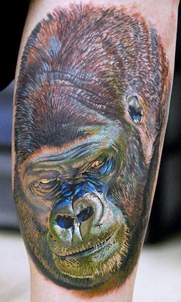 animal tattoo art 9 best images about ape tattoos on pinterest beast mode