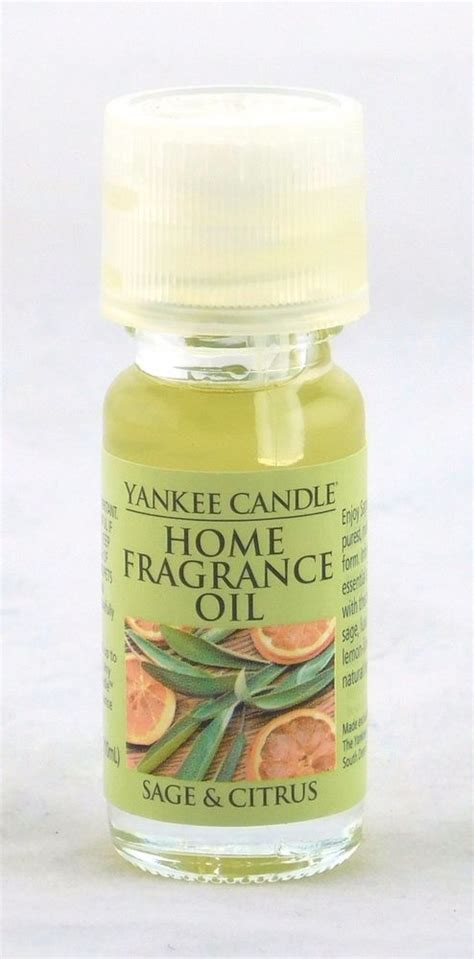 and citrus home fragrance yankee candle 0 3oz new