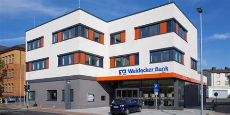 waldecker bank eg ihre genossenschaftsbank in bad wildungen waldecker bank eg