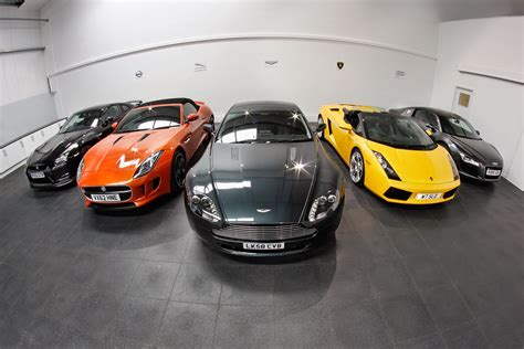 Garage Sports by High Performance Cars Need An Ecotile Garage Floor Ecotile