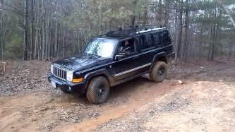 Jeep Commander Offroad Jeep Commander Road