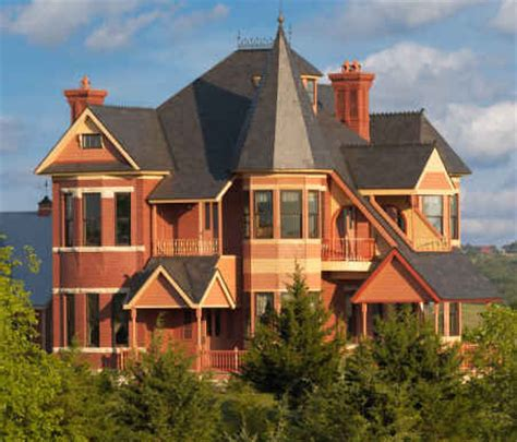 build a victorian house castle victorian a house designed in 1885 built in 2002