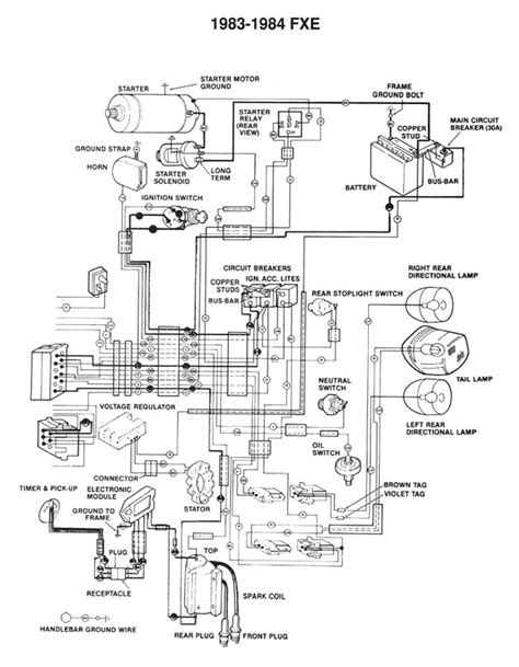 wiring diagram for 1976 harley davidson wiring harley
