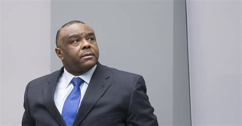 Be Mba by Icc Trial Chamber Iii Sentences Jean Bemba Gombo To