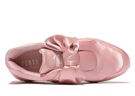 Bow Sneakers For 3 fenty bow sneaker s jd sports
