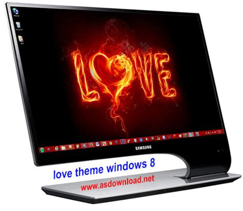 love quotes themes for windows 8 دانلود تم عشق برای ویندوز 8 love theme windows