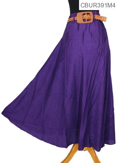 Seragam Tosca Set Rok Kode 187 rok katun rayon warna free belt celana rok muslim