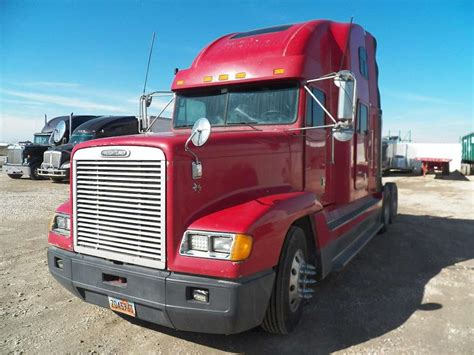 freightliner used trucks 1997 freightliner fld132 classic xl sleeper truck for sale