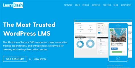 learndash v2 4 5 the most trusted wordpress lms plugin