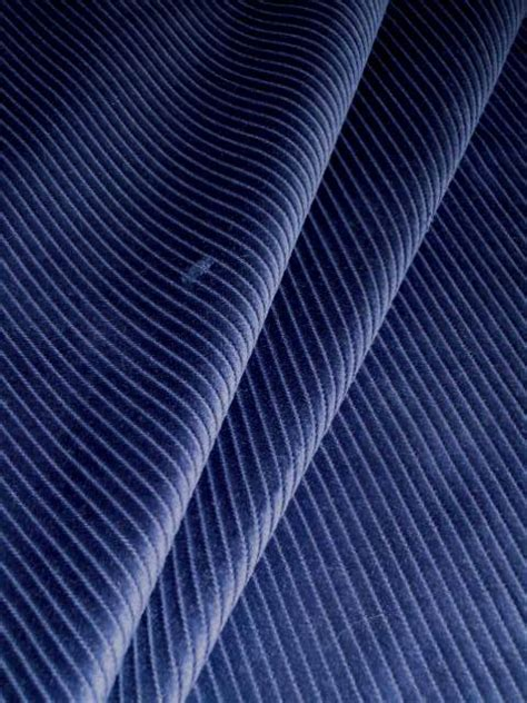 Corduroy Fabric For Upholstery by Navy Blue Small Wale Pincord Home Decor Velvet Corduroy Fabric