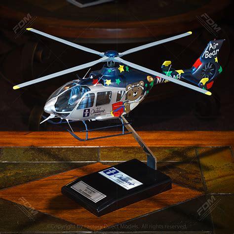 Handmade Helicopter Models - 17 quot custom desktop helicopter model