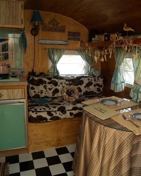 Decorating Ideas Vintage Travel Trailer Pin By Montgomery On Cer N Trailer Decor