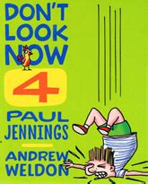 don t look between the leaves books paul picture story books