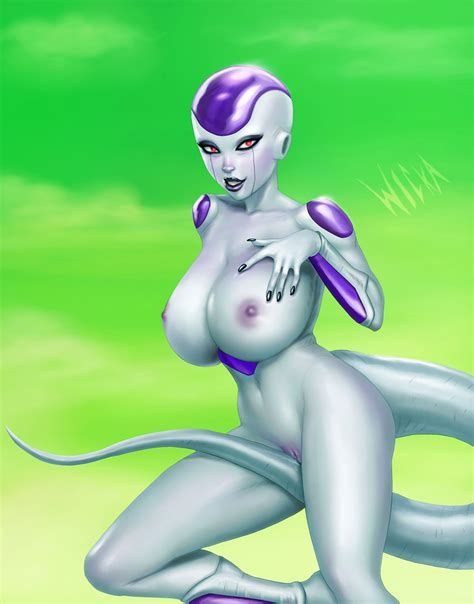 Commission Frieza With Big Tits By Wicka Hentai Foundry