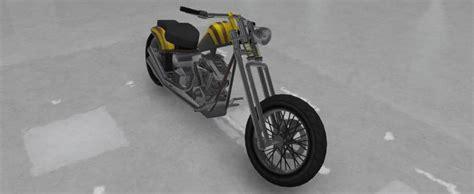 Gta 5 Chopper Motorrad by Hexer Motorr 228 Der Fahrzeuge Grand Theft Auto V Gta