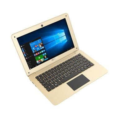 Notebook Axioo My Book 10 Gold 10 1 N3350 1 1 Ghz 2gb 500gb Dos jual laptop notebook terbaru harga laptop murah blibli