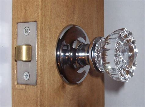 glass door knobs glass door knob