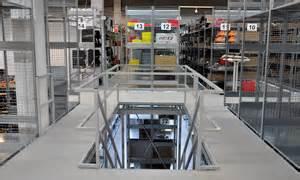 Regal Unter Treppe 174 by Medek Lager Und Regalsysteme Mehrgeschossige Regalanlagen