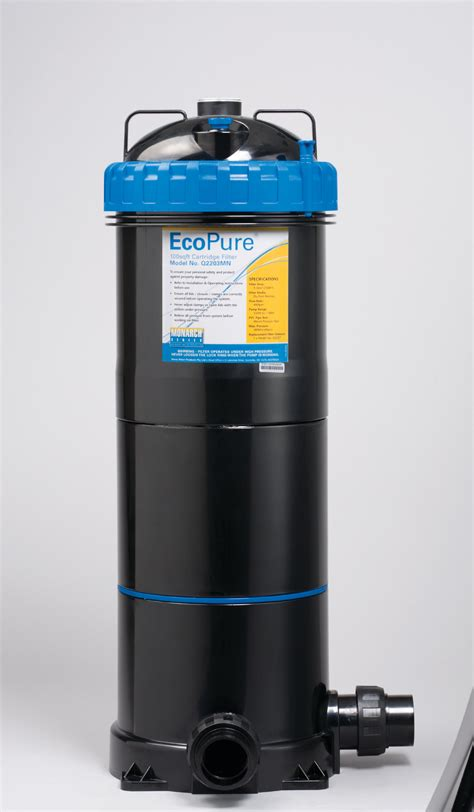 ecco pool filter cartridge davey ecopure cartridge filter 100 best price pool equipment