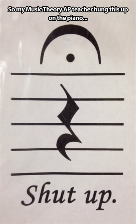 Music Theory Memes - band teacher quotes quotesgram