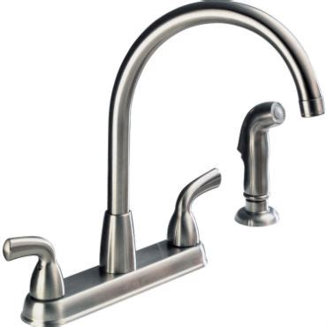 peerless kitchen faucets reviews peerless kitchen faucets reviews 28 images peerless p299578lf choice kitchen faucet review