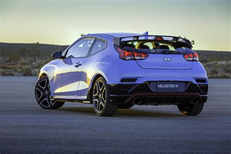 2019 Hyundai Veloster N 2019 hyundai veloster n arrives in us with 275hp drivers