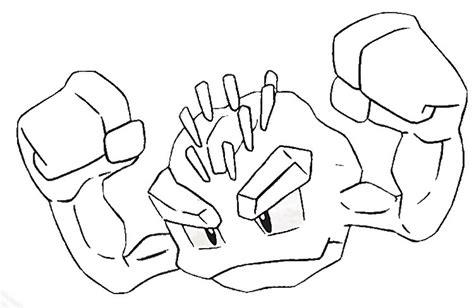 pokemon coloring pages geodude coloriage pokemon formes alola racaillou forme d alola 18