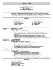 description for benefits administrator