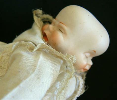 porcelain doll 3 faces collectable 3 baby doll bisquit porcelain