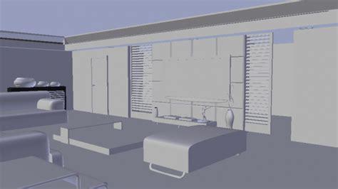 interior design free 3d model 3ds obj blend fbx free3d