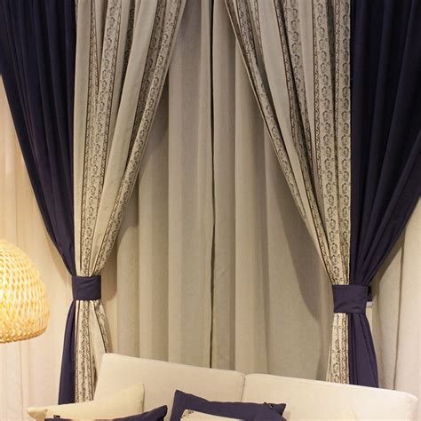 designer curtains what you should know about designer shower curtains