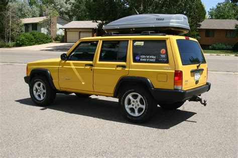 jeep cherokee yellow colorado4wheel com