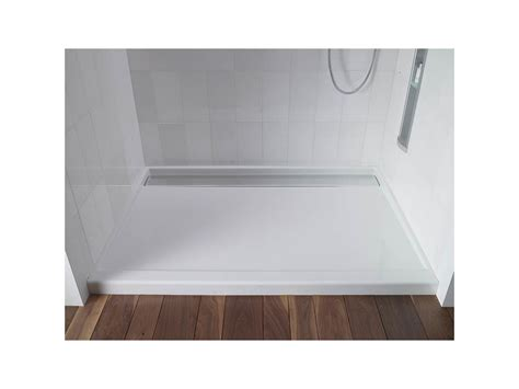 Kohler Groove Shower Pan kohler k 9996 build