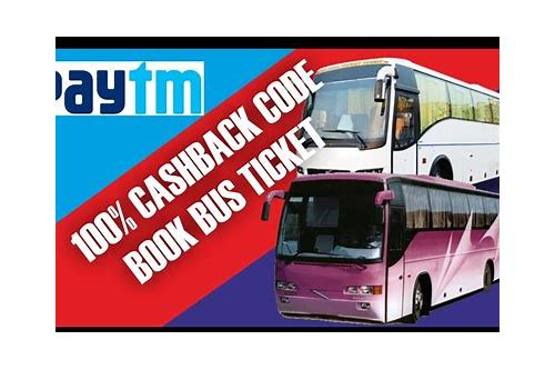 payumoney bus coupons today