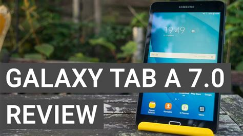 samsung galaxy tab   review     tablet youtube