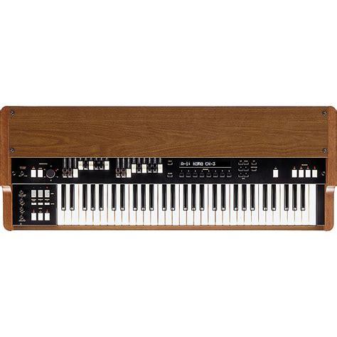 Keyboard Orgen Korg Korg Cx3 61 Key Combo Organ Musician S Friend