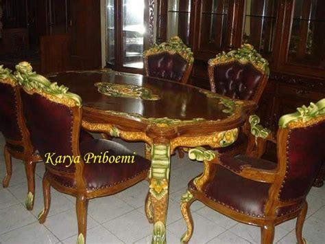 Meja Makan Ganesha Jati meja makan ganesha
