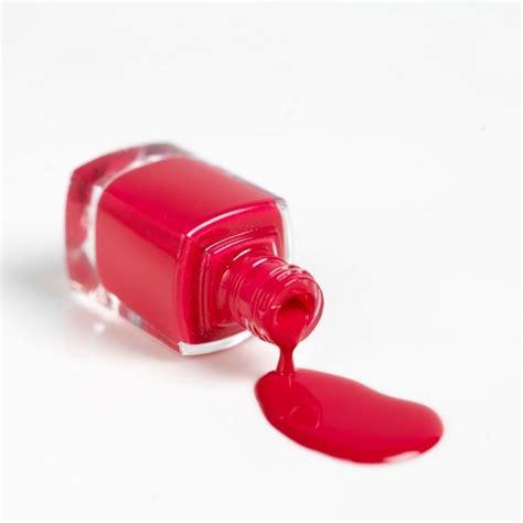 i spilled fingernail remover on carpet carpet