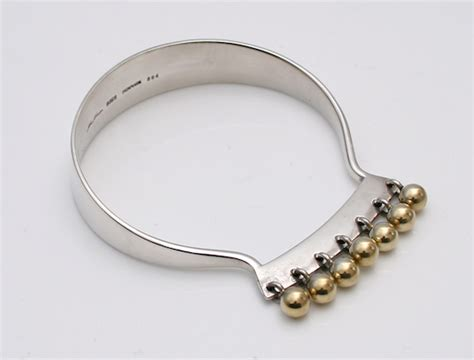bent gabrielsen silver jewelry grasilver