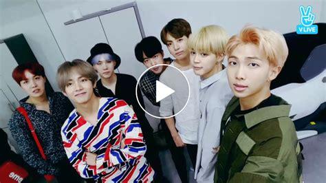 bts v live channel v live bts live 깜짝 라이브