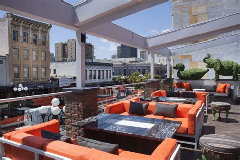 roof top bar and grill rooftop bar gasl best restaurant rooftop bar 92101