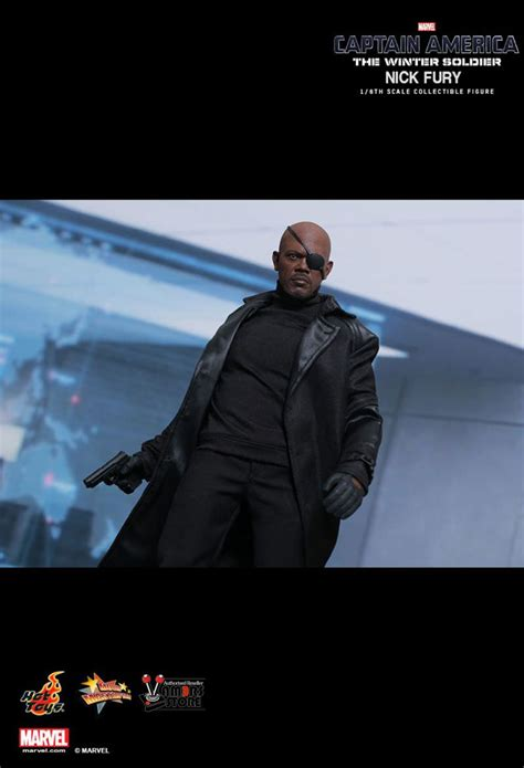 Toys Nick Fury The Winter Soldier Misb toys nick fury from captain america the winter soldier