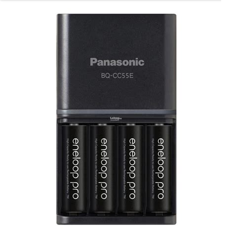 Bateray Eneloop Panasonic Aa Xx Black 4pc new led panasonic eneloop pro end 7 20 2018 10 12 pm